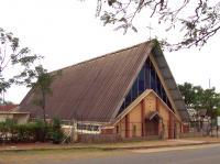 Missionskirche in Gwanda