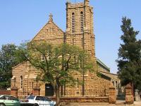 Die Kathedrale in Bulawayo