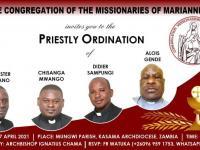 Ordination Zambia 2 2021