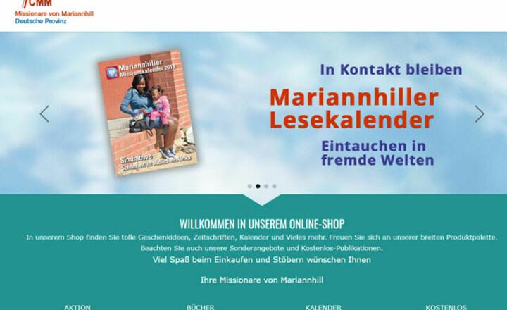 Missionare von Mariannhill - Medien